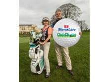 Stena Line OPENS Invitation to British Golfers
