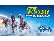 V75 Winter Burst 80 miljoner