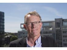 Torbjörn Nilsson, 1:e vice ordförande Svensk biblioteksförening