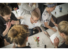 Parfüm- und Aroma-Workshop mit Uwe Manasse rund um Duftkonzepte in Bars