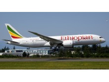 Ethiopian Airlines to Oslo Airport