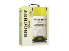 Ekologiska Brochet Facile Sauvignon Blanc, topprecenserad box, 239 kr på Systembolaget