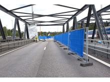 Motorvägsbron i Södertälje