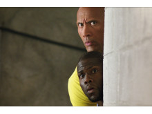 Actionkomedien Central Intelligence med Dwayne Johnson og Kevin Hart