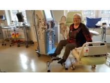 Tarja cyklar under dialysen