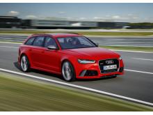 Audi RS 6 Avant front