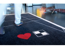 Strateg Marknadsföring - pressbild med hjärta
