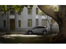 Världspremiär för robusta kompaktsuven Peugeot 4008