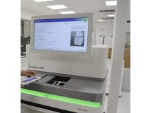 Instrument från Centrum för molekylär diagnostik