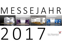 Messejahr 2017 • Dein-Messestand.com