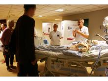 Centralsjukhuset kristianstad 40 år - utställning