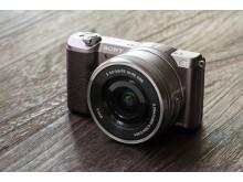 Skarpare bilder med α5100 från Sony