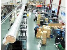 Aptus produktionsavdelning