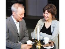 Per Liljedahl och Elin Röös