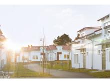 Brf Brännö Utkiken, radhus med bostadsrätt i Göteborgs södra skärgård