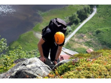 Funäsdalsberget klättring