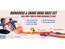 Mongoose snake back