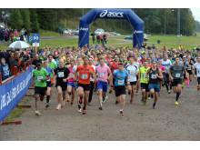 Vasastafetten 2016 starten i Sälen kl 09.00 2016-08-20