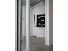 Gardar Eide Einarsson. Organise or Starve [Organisera eller svält], 2009