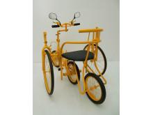 Journey of a yellow bike