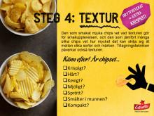 Steg 4 i chipstestar-guiden från Estrella