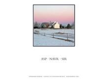 Ny udgivelser fra Danmarks Kirker om de tre landsbykirker Asp, Navr og Sir