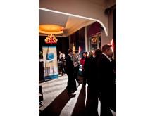 Genau das richtige Ambiente für den zweiten Geburtstag des CeeClubs, die stylische Kameha Suite nahe der Alten Oper in Frankfurt