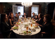 Hela casten i En familj - August; Osage County