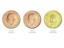 Nya mynt