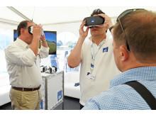 Occhiali per realtà virtuale