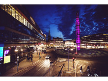 Kulturnatt Stockholm 2014 – Sergels torg