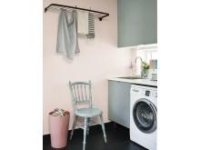 Rosa tvättstuga