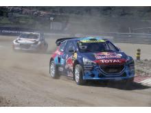 Team Peugeot-Hansen siktar högt i England