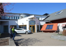 Glava Energy Center i Arvika där Amzurs styrsystem testas