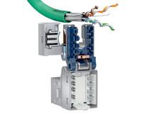Actassi S-1 Konnektor, ledning