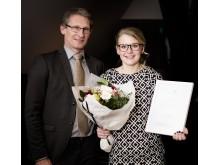 Sofie Jonsson och Anders Egelrud