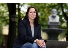 Projektmanagerin Tina Bauer