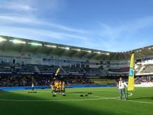 Sponsorkamp på Sparebanken Sør Arena