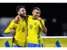 U21 herrlandslaget 2017