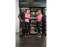 NRGFOOD - för gym och träningsanläggningar