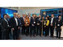 SwedenBIO ringer in börsen tillsammans med investerare från 12 länder