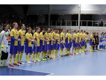Sveriges herrlandslag i innebandy.