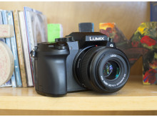 Panasonic's New LUMIX DMC-G7 camera: It's never been so easy to capture professional looking photos and 4K video