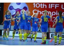 Sveriges U19-damlandslag i innebandy