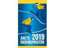 Årets skidinspiratör 2019
