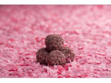 Rosa råboll