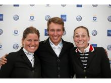 Ridsport - premiäromgång i VW Grand Prix