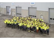 Invigning Katrineholm 1
