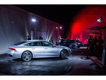Audi A7 Sportback världpremiär