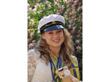 Veronica Wagner student med 21 MVG